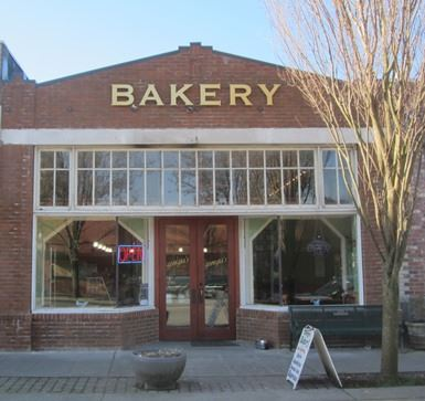 Georgia's Bakery Building