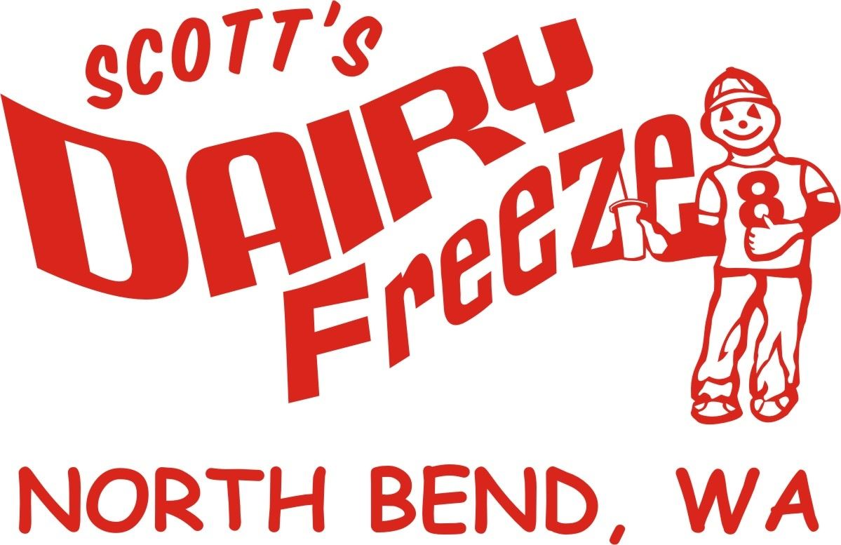 Scott's Dairy Freeze Logo