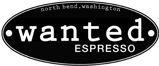 Wanted Espresso Logo Opens in new window
